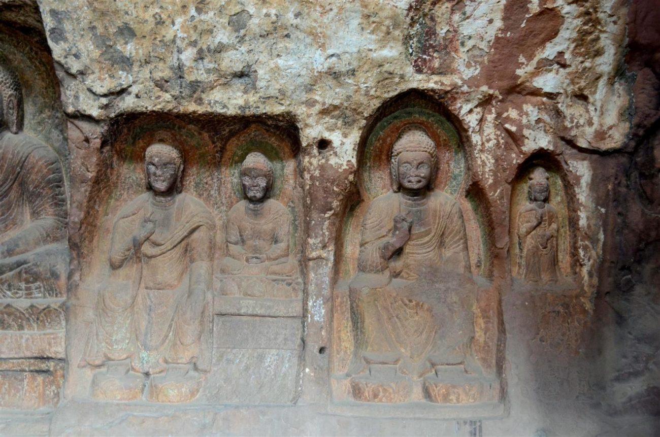 Shaxi Shibaoshan Grottoes, Yunnan China