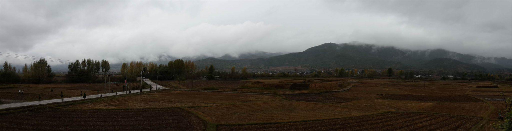 Himalayan monsoon seasons affect Shaxi weather