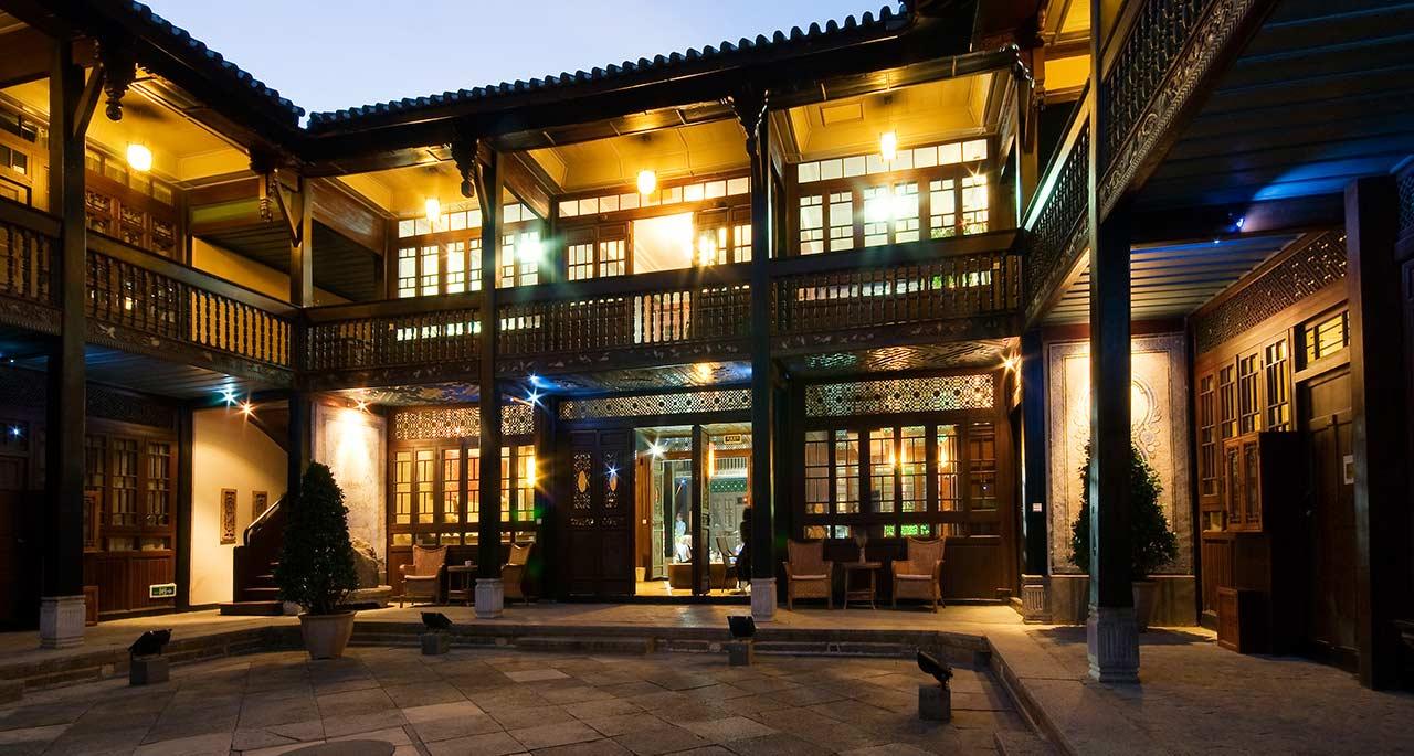 Best Dali hotels - Linden Centre Dali Xizhou China
