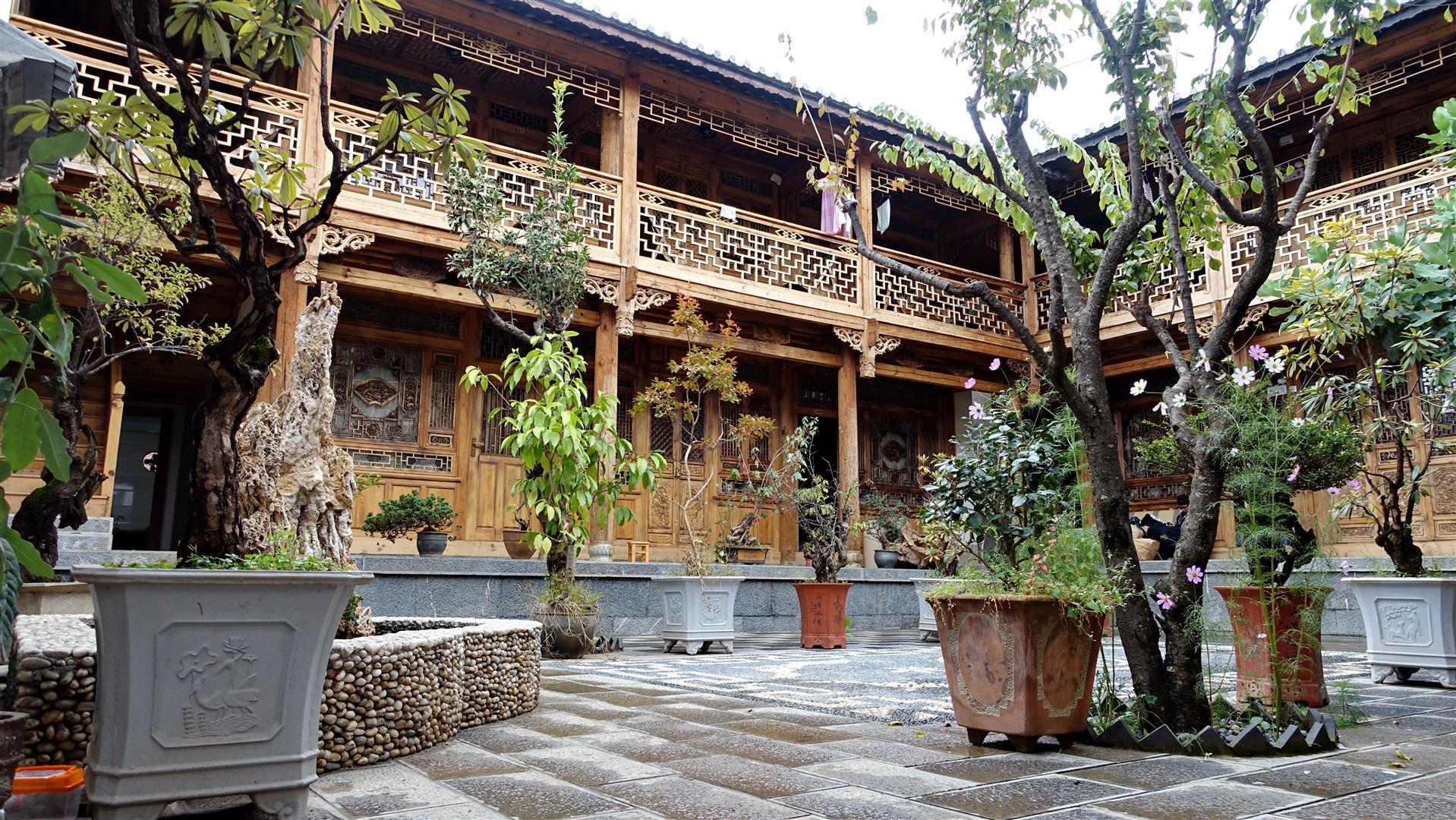 Shaxi hotels - Zhong Hui Yuan